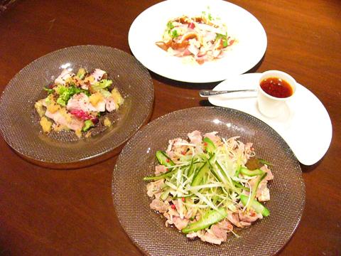 勉強会第2回目白ワインに合わせた豚料理.JPG