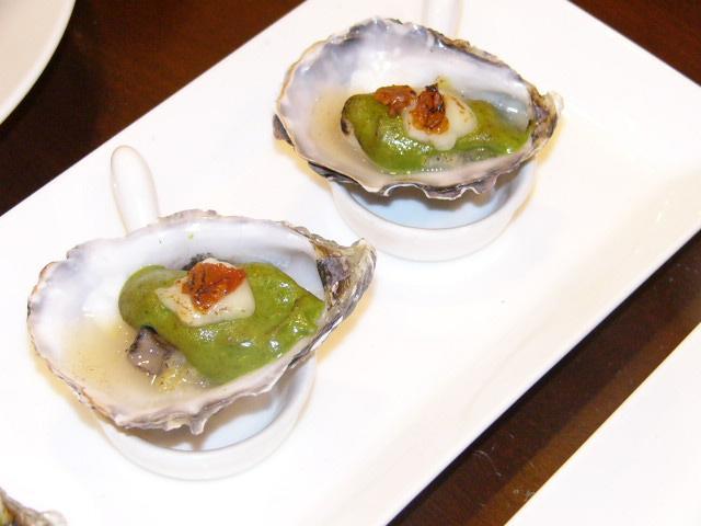 牡蠣の酒蒸し風.JPG